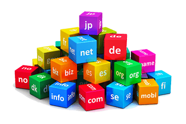 Offering domain name registrations in many common and new industry specific tlds