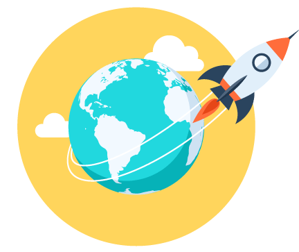 Rocket your website out of this world with BEZA Website Optimization