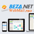 BEZA.NET WebMail Pro is FREE to all web hosting customers